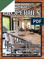 September 2017 Real Estate