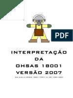 Interpretação OHSAS 18001 2007 comentada.pdf
