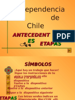 Independencia de Chile (1).pps