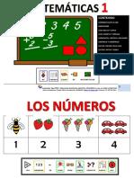 Libro Adaptado Matematicas Infantil Primaria