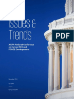 2016 Issues Trends Aicpa Sec