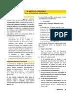 Lectura - El método cinetífico.pdf