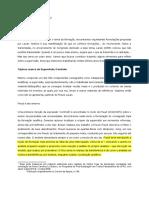 (06.03 - 13.03) Superviso e Ato Analtico - Carlos Henrique Kessler
