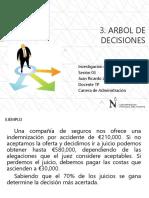 SESIÓN 03 ARBOL DE DECISIONES 2017.pptx