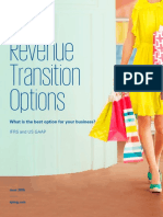 Revenue Transition Options