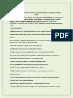 Letra  del año 2013 de ILE NIGBE OLUWO SIWAYU OTRUPO ÑAO a sus ahijados e ahijadas y Awoses.docx