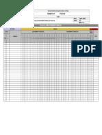 FT-SST-067 Formato Planilla Mantenimiento Mensual de Vehiculos