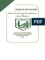Manual de Lab Qca Orgánica Agroindustrial Unisucre