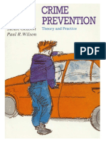 Crime Prevention Theory & Practice