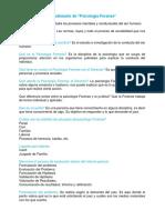 Cuestionario de Psicología Forense (1)