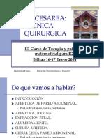 10 Tecnica quirurgica de la cesarea.pdf