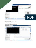Comando Saber Version Java
