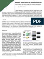Desarrollo de Instrumentos Basados en Instrumentación Virtual Reconfigurable