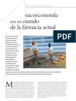 Farmacoeconomia Actual, Pharmacoeconomics today