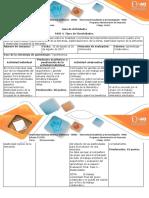 Guía de actividades y rúbrica de evaluación - Unidad 2 -Fase 4 –  Participar en el foro del trabajo colaborativo.pdf