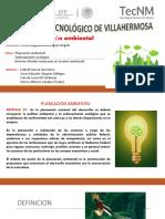 Planeacion Ambiental