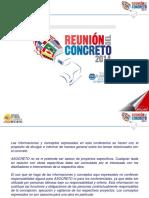 Cimentaciones Especial Para El Rescate Del Naufragio Del Costa Concordia - Claudio Asioli