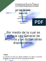 Ley de Archivos