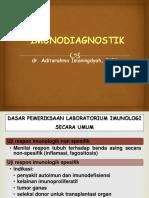 14. Imunodiagnostik