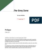 *** Sneak Peek *** The Grey Zone