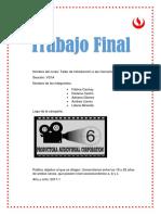 Final de Comunicación UPC
