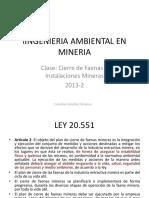 04)Clase Cierre de Faena Minera (3)