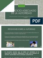 EL EJERCICIO ADECUADO DE LA AUTORIDAD.pptx