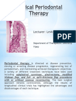 6 Surgical Periodontal Therapy.ppt