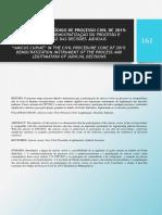 Amicus Curiae No Código de Processo Civil de 2015 - Instrumento de Democratização Do Processo e Legitimação Das Decisões Judiciais