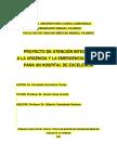 Proyecto de Atencion Integral a Urgencias y Emergencias