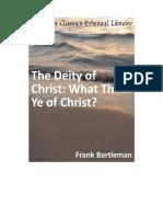 deity of christ - bartleman.pdf