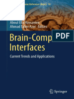 Aboul Ella Hassanien, Ahmad Taher Azar Eds. Brain-Computer Interfaces Current Trends and Applications