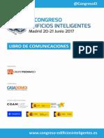 3 Congreso Edificios Inteligentes 2017 Libro Comunicaciones