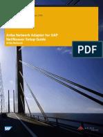 Ariba Network Adapter for SAP NetWeaver Setup Guide