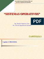 Capitulo 6 - Algoritmos de Planificación de Procesos
