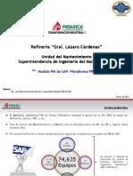 1.- Proceso de Administración Del Mantto PM de SAP (PRO) (02!01!17)