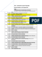 HSc 83.01 Revised Schedule 29 Aug 2016