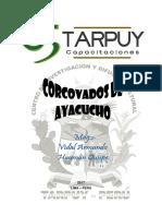 Ayacucho - Corcovados