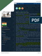 Articles of Karan Thapar