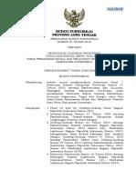 Perbup Purworejo 81 Tahun 2016