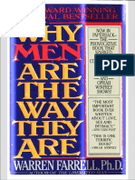 Farrell, Warren - Why Men Are the Way They Are