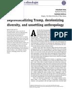Deprovincializing Trump