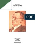 Herman Hesse - Poesie Scelte