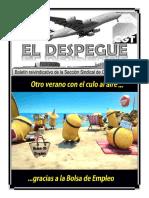 Revista El Despegue Julio 2017