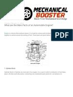 Mechanical Booster