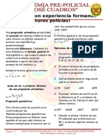 Geometricas y Aritmeticas