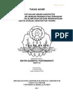 Ratih Gusdiya Yustinawati I0207118