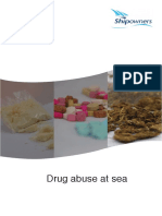 Drug Abuse at Sea