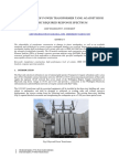Seismic Requirement of Power Transformer
