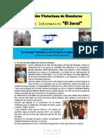 JACAL - Comunidad Viatoriana de Jutiapa (Honduras) - Nº 24 - Agosto 2017